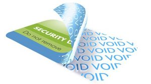 Labeling-Security-Voids