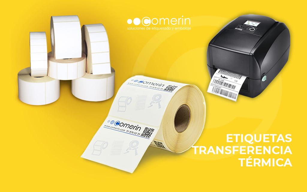 Etiquetas de transferencia térmica
